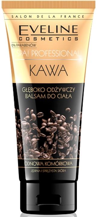 Balsam de corp cu cafea - Eveline Cosmetics Spa Professional