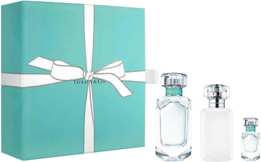 Tiffany Tiffany & Co - Set (edp/75ml + edp/5ml + b/lot/100ml) — Imagine N1