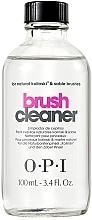 Parfumuri și produse cosmetice Soluție pentru curățarea pensulelor - O.P.I. Brush Cleaner