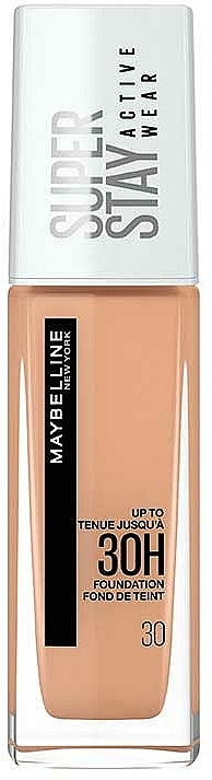 Fond de ten - Maybelline New York Super Stay 30H Active Wear
