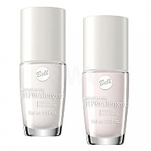 Parfumuri și produse cosmetice Lac de unghii hipoalergenic - Bell Hypoallergenic French Nail Enamel