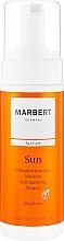 Parfumuri și produse cosmetice Spumă autobronzantă pentru corp - Marbert Sun Care Self Tanning Mousse