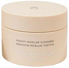 Parfumuri și produse cosmetice Paduri demachiante pentru față - Omorovicza Peachy Micellar Cleansers