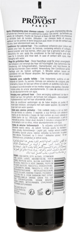 Balsam pentru păr vopsit - Franck Provost Paris Jaime My Hair Conditioner — Imagine N2