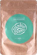 Parfumuri și produse cosmetice Scrub de cafea, mentă - BodyBoom Coffee Scrub Mint