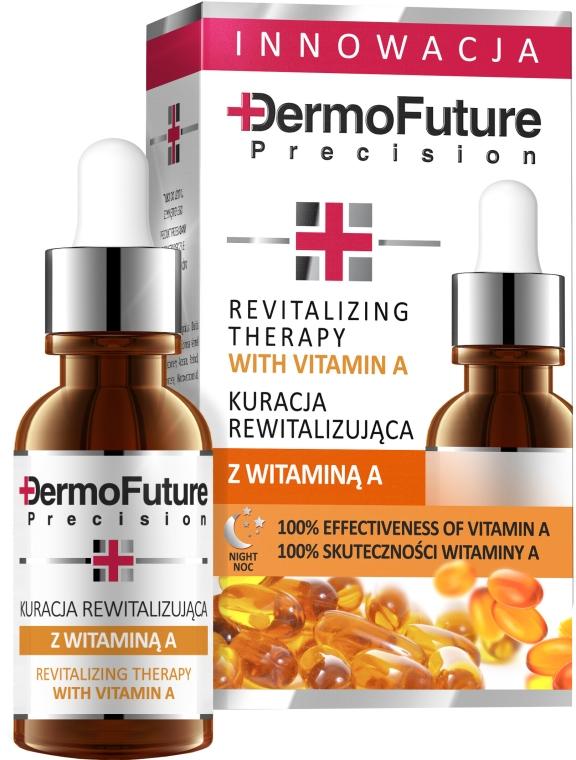 Ser revitalizant cu vitamina A - DermoFuture Rejuvenating Therapy With Vitamin A