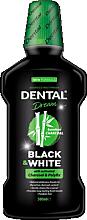 Parfumuri și produse cosmetice Apă de gură - Dental Dream Black & White