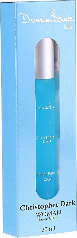 Christopher Dark Dominikana Blue - Apă de parfum (mini)