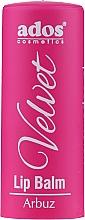Parfumuri și produse cosmetice Balsam de buze - Ados Cosmetics Velvet Lip Balm