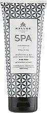 Parfumuri și produse cosmetice Șampon-gel de duș 3 în 1, pentru bărbați - Kallos Cosmetics Spa Hydrating 3in1 Body-Hair-Face Wash For Men