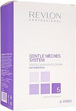 Parfumuri și produse cosmetice Sistem pentru evidențierea milajului - Revlon Professional Gentle Meches System