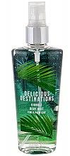 Parfumuri și produse cosmetice Spray de corp - Corsair Delicious Destinations Jungle Body Mist