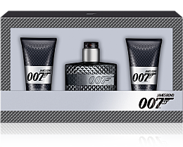 Parfumuri și produse cosmetice James Bond 007 Men - Set (edt/50ml + sh/gel/2*50ml)