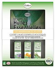 """Parfumuri și produse cosmetice Set de uleiuri esențiale """"De vară"""" - Galeo Vital Oils For Summer (ess/oil/3x10ml)"""