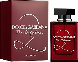 Parfumuri și produse cosmetice Dolce & Gabbana The Only One 2 - Apă de parfum