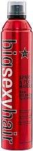 Spray pentru volumul părului - SexyHair BigSexyHair Spray & Play Harder Firm Volumizing Hairspray — Imagine N1