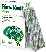 Parfumuri și produse cosmetice Supliment alimentar, 60 capsule - Bio-Kulit Mind