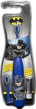 Parfumuri și produse cosmetice Periuță de dinți, electrică - Lorenay Batman Cartoon Tooth Brush
