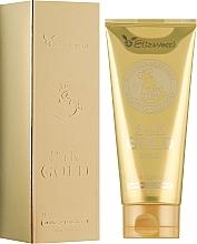 Parfumuri și produse cosmetice Spumă de curățare cu mucină de melc și aur de 24K - Elizavecca Face Care 24k gold snail Cleansing Foam