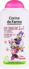 """Parfumuri și produse cosmetice Șampon-Gel de duș 2 în 1 """"Minnie"""" - Corine de Farme Disney Minnie Mouse"""