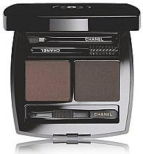 Parfumuri și produse cosmetice Fard de sprâncene - Chanel La Palette Sourcils