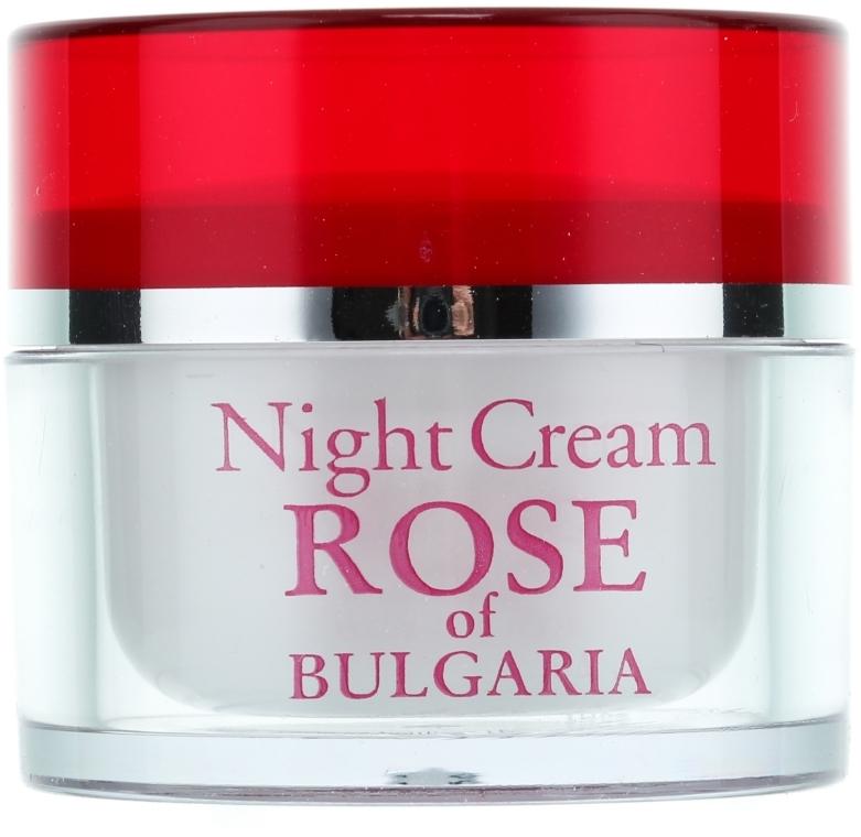 Cremă de noapte pentru față - BioFresh Rose of Bulgaria Rose Night Cream — Imagine N1