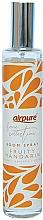 "Parfumuri și produse cosmetice Spray parfumat pentru interior ""Mandarină de fructe"" - Airpure Room Spray Home Collection Fruity Mandarin"