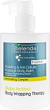 Parfumuri și produse cosmetice Balsam de corp - Bielenda Professional Med Technology Massage Body Balm