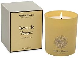 Parfumuri și produse cosmetice Miller Harris Reve De Verger - Lumânare aromată