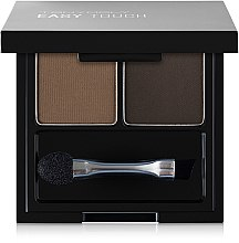 Parfumuri și produse cosmetice Fard pentru spâncene - Tony Moly Touch Cake Eyebrow
