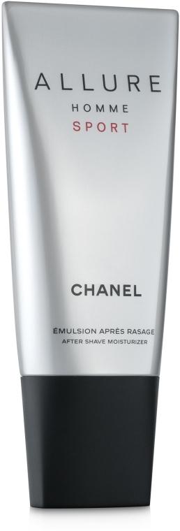 Chanel Allure homme Sport - Emulsie după ras — Imagine N2