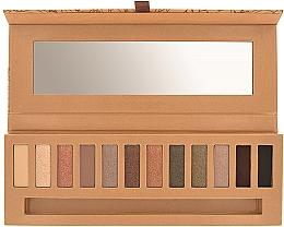 Paletă farduri de ochi - Couleur Caramel Palette Eye Essential  — Imagine N2