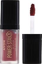 "Parfumuri și produse cosmetice Ruj de buze ""Power stay"" - Avon Power Stay 16-Hour Matte Lip Color"