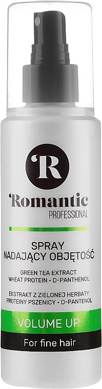 Spray pentru volumul părului - Romantic Professional
