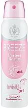 Parfumuri și produse cosmetice Breeze Deo Spray Perfect Beauty - Deodorant pentru corp