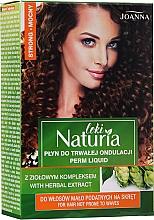 Parfumuri și produse cosmetice Loțiune pentru ondulare permanentă a părului - Joanna Naturia Loki Liquid