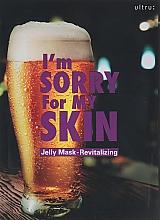 Parfumuri și produse cosmetice Mască regenerantă de față - Ultru I'm Sorry For My Skin Jelly Mask Revitalizing