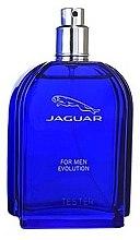 Parfumuri și produse cosmetice Jaguar for Men Evolution - Apă de toaletă (tester fără capac)