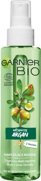 Spray cu extract de argan pentru față - Garnier Bio Rich Argan Nourishing Mist