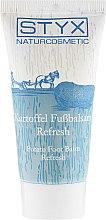 """Parfumuri și produse cosmetice Balsam de curățare pentru picioare """"Cartofi"""" - Styx Naturcosmetic Potato Care Foot Balm Refresh"""