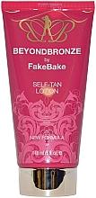 Parfumuri și produse cosmetice Loțiune autobronzantă - Fake Bake Beyond Bronze Self Tan Lotion