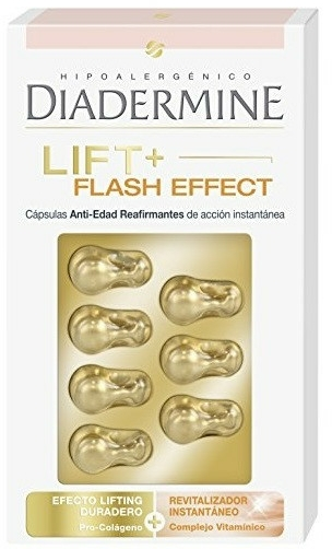 Capsule pentru față - Diadermine Lift+ Flash Effect Capsules — Imagine N1