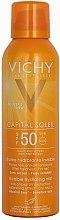 Parfumuri și produse cosmetice Spray de protecție solară pentru corp - Vichy Capital Soleil SPF 50 Invisible Hydrating Mist