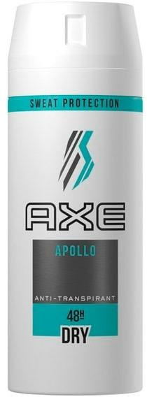 "Antiperspirant ""Apollo"" pentru bărbați - Axe Apollo Anti-Transpirant Dry Protection 48H — Imagine N1"