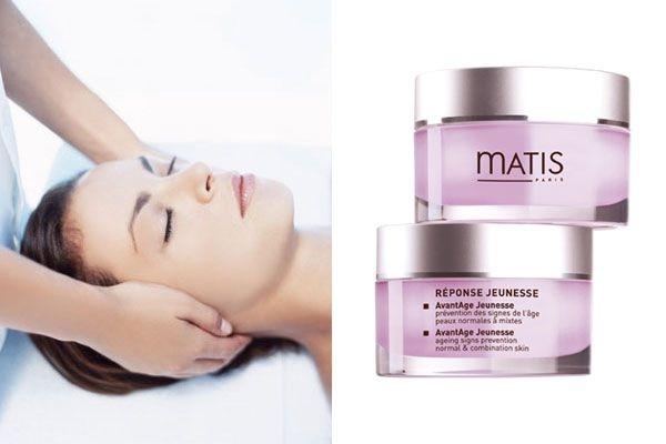 Cremă facială anti-aging - Matis Reponse Jeunesse AvantAge Cream — Imagine N2