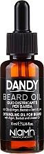 Parfumuri și produse cosmetice Ulei pentru barbă - Niamh Hairconcept Dandy Beard Oil