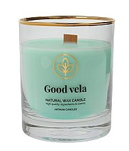 Parfumuri și produse cosmetice Lumânare aromată, 8x9.5 cm - Artman Good Vela