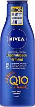 Parfumuri și produse cosmetice Loțiune de corp pentru piele uscată - Nivea Q10 + Vitamin C Body Lotion