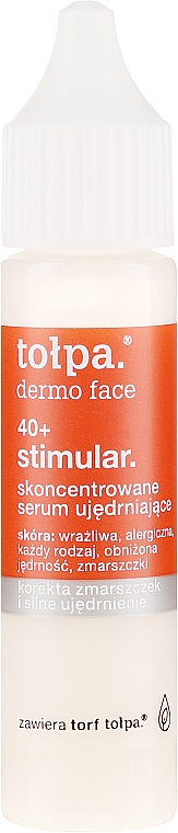 Ser facial - Tolpa Dermo Face Stimular 40+ — Imagine N2