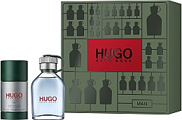 Hugo Boss Hugo Men - Set (edt/75ml + deo/75ml) — Imagine N1